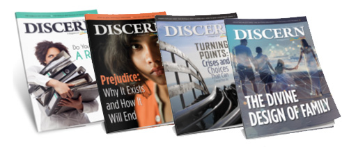 Discern Covers