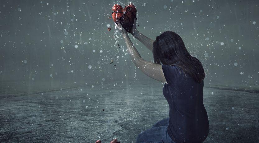 Cómo sanar un corazón roto