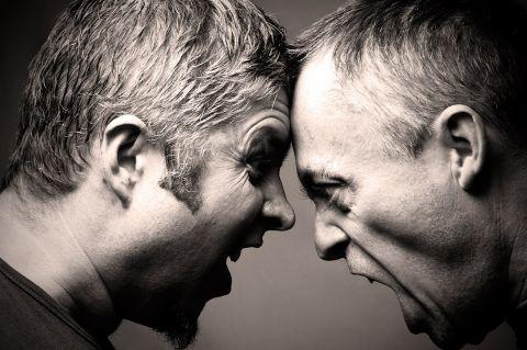 Cuestionario de Dios acerca del enojo (Diferencias entre un enojo correcto y uno incorrecto)