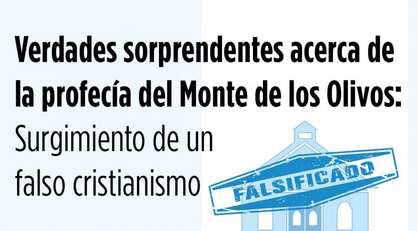 Parte 2: Surgimiento de un falso cristianismo
