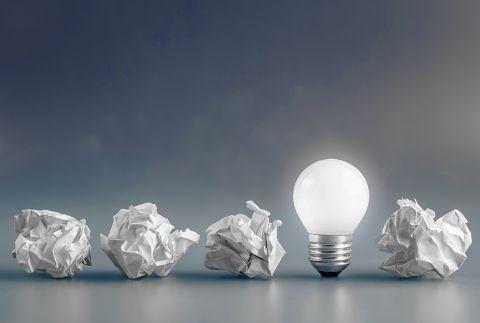 Tres maneras de aprender de los errores