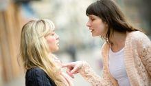 ¿Amistades nocivas?