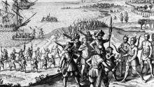 Bendiciones de Abraham dadas a Estados Unidos.