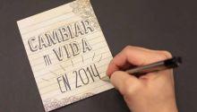 Cambiar mi vida este año