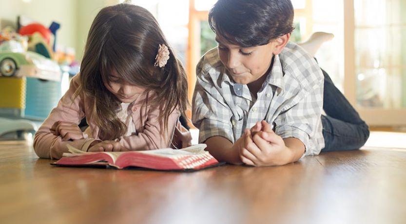 Como niños pequeños: Lecciones para la vida