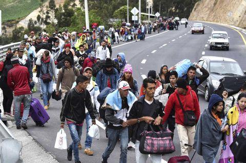 Crisis en Venezuela: de la opulencia a la miseria