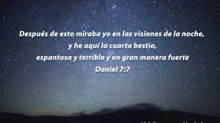 Daniel 7: cuatro bestias y un cuerno pequeño