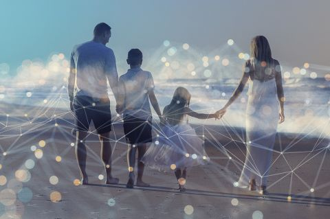 El diseño divino de la familia