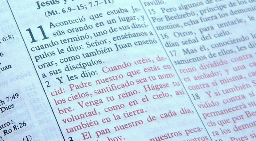 """""""El Padre nuestro"""""""