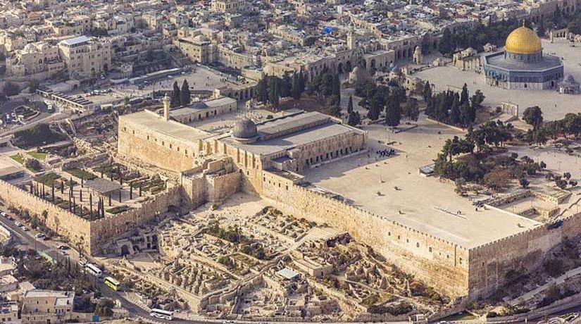 Resultado de imagen de profecia tercer templo jerusalen