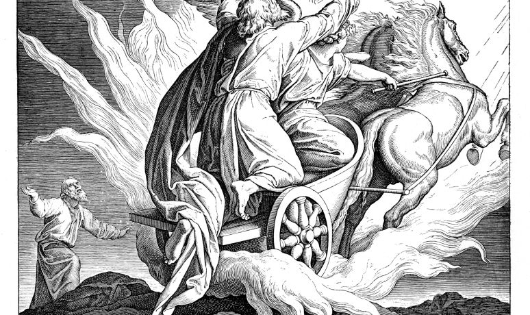 Enoc y Elías: ¿Están en el cielo?