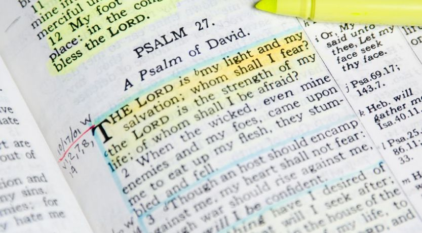 Cómo estudiar la Biblia