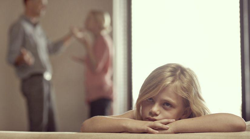 La maldición del divorcio: calculando su devastador resultado