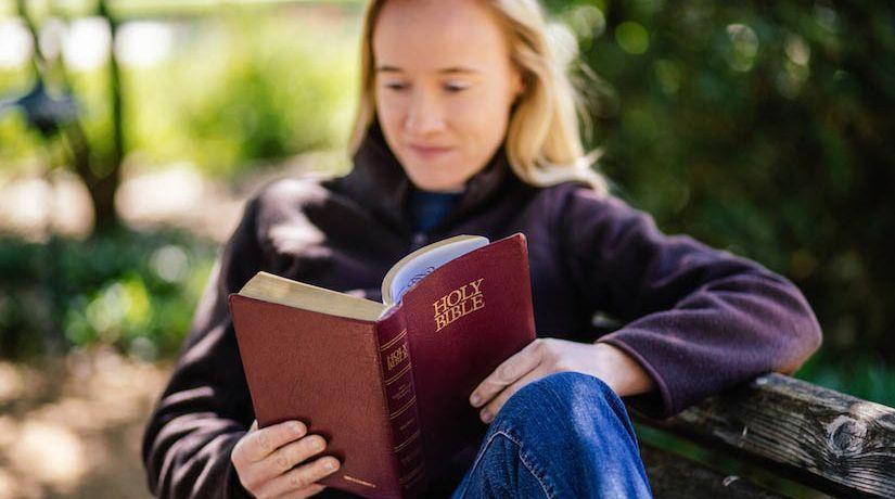 Por dónde comenzar la lectura de la Biblia