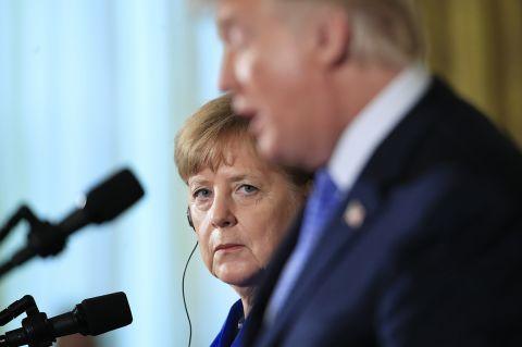 Se agrava el conflicto transatlántico