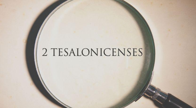 2 Tesalonicenses
