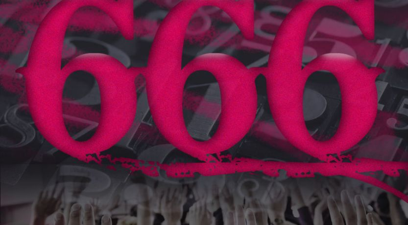 666: el número de la bestia