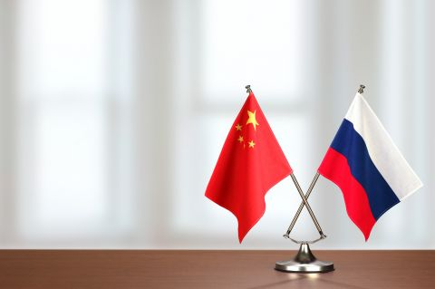 China y Rusia se unen en Oriente