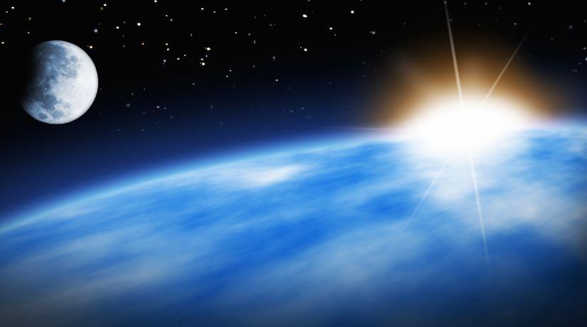 ¿Creó Dios la luz antes del sol?