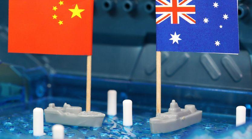 El conflicto comercial entre Australia y China se convierte en pelea política