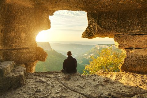 """Lo que realmente significa orar, """"hágase tu voluntad"""""""