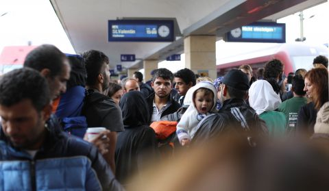 La crisis migratoria ¿Qué significa?