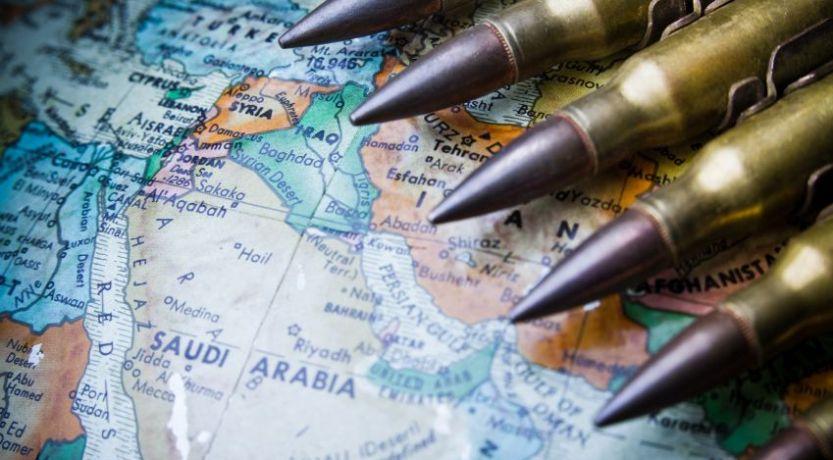 El conflicto en el Medio Oriente