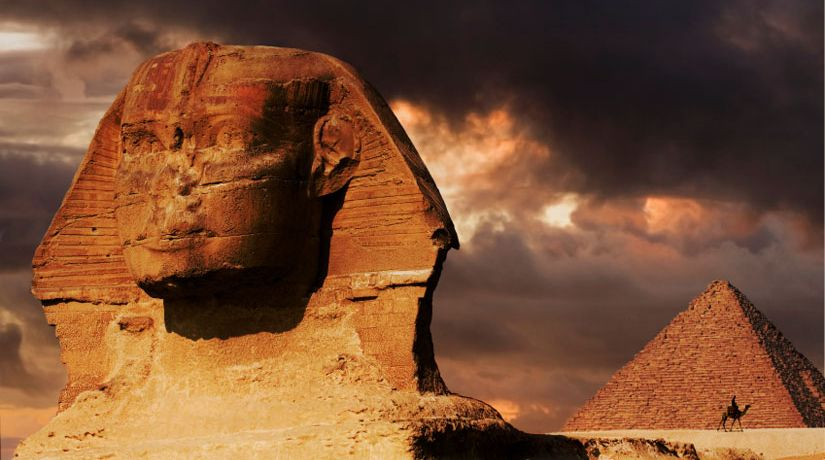 Egipto en las Escrituras