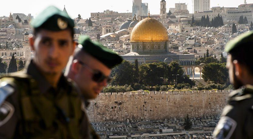 El monte del templo en la profecía bíblica