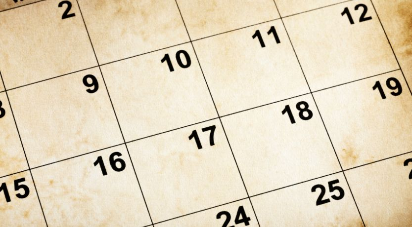 El calendario de las fiestas: ¿cuál calendario deberíamos usar?