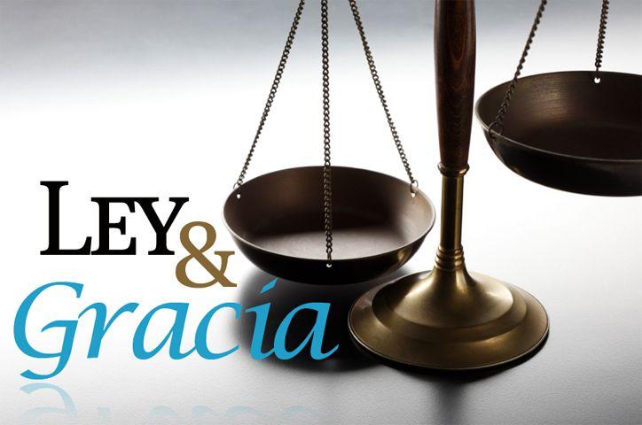 Ley y gracia