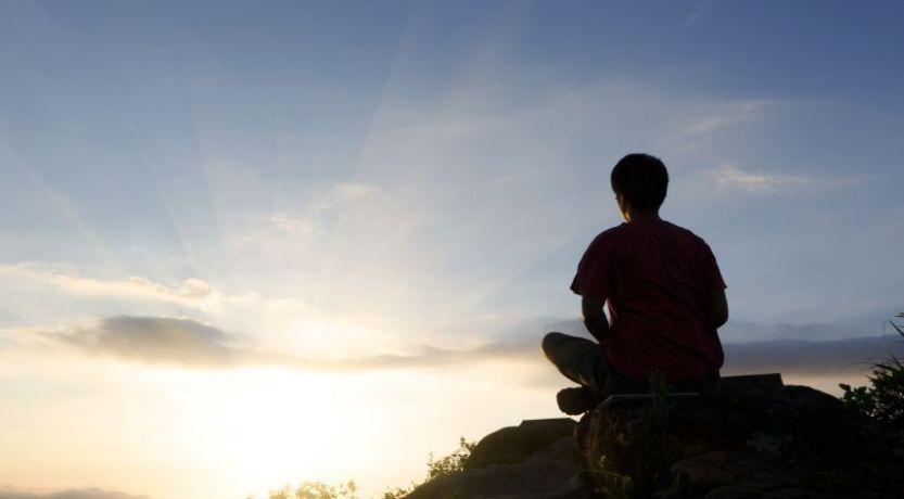 ¿Qué es meditación?