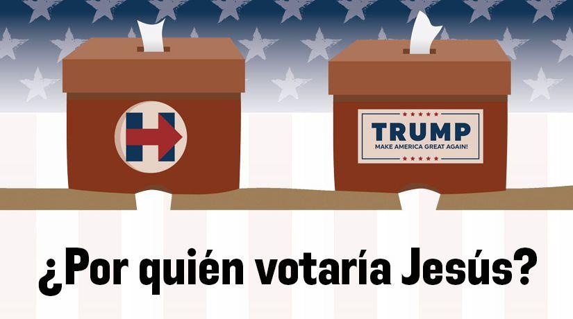 ¿Por quién votaría Jesús?