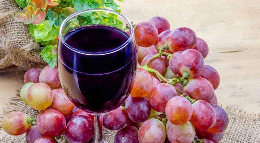 ¿Vino de Pascua o jugo de uva?