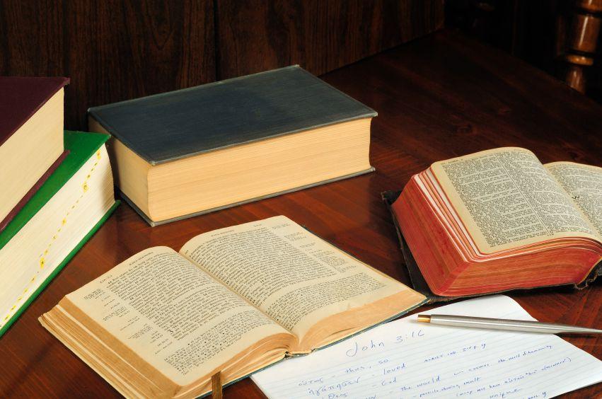 Herramientas para el estudio bíblico: ¿dónde empezar
